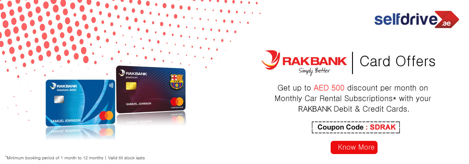 RAKBANK Card Offers