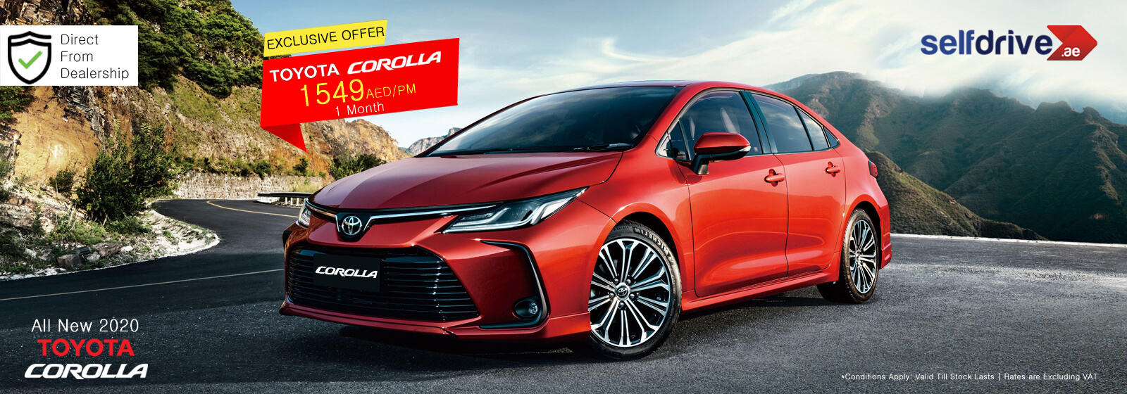 Upgrade to the new 2020 #Corolla this summer!