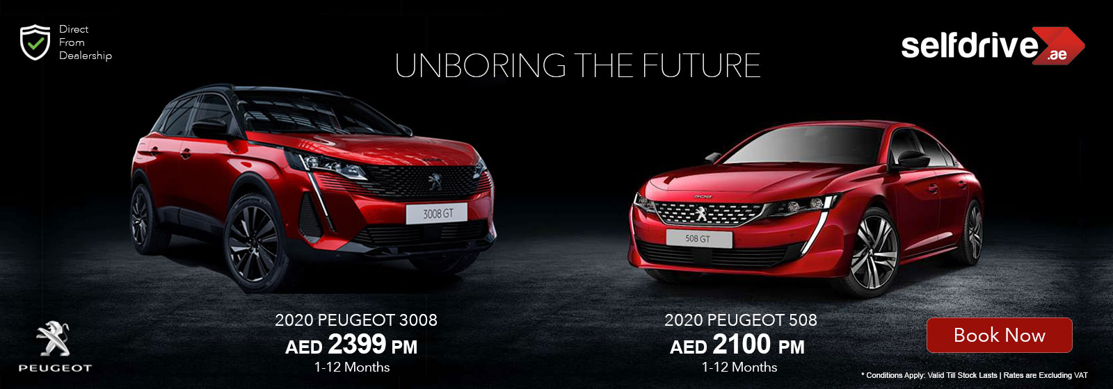 Peugeot Exclusive Offers
